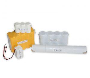 Auswahl unserer Konfektionierten Batterien- und Akkupacks